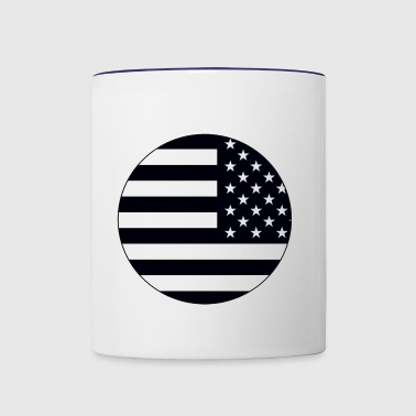 Patriot - Contrast Coffee Mug