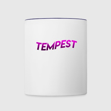 FIRE TEMPEST MERCH! - Contrast Coffee Mug