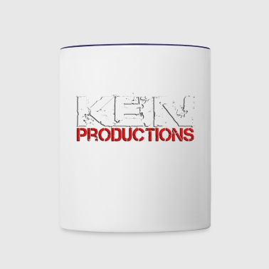 Killedbyname Productions Brand Products - Contrast Coffee Mug