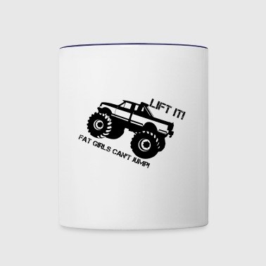 LIFT IT - Contrast Coffee Mug