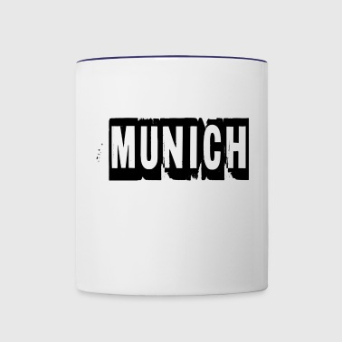 munich - Contrast Coffee Mug