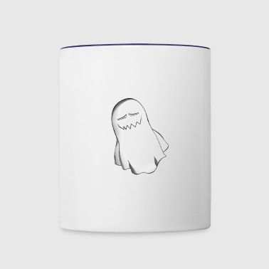 Gothex Ghost - Contrast Coffee Mug