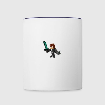 The Demon Within Series Apoc The Hero - Contrast Coffee Mug