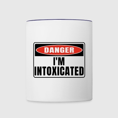 Danger im Intoxicated - Contrast Coffee Mug