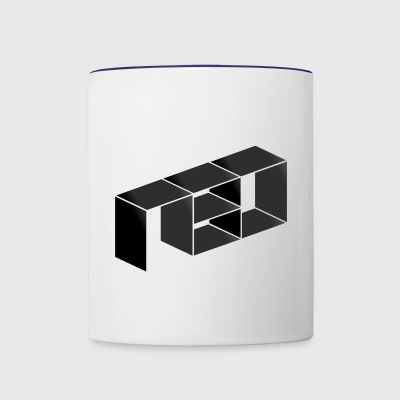 Neo Dark - Contrast Coffee Mug