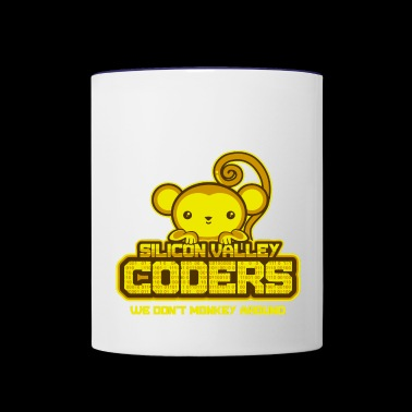 Coders - Contrast Coffee Mug