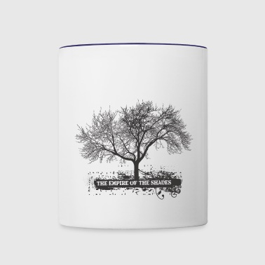THE EMPIRE OF SHADES - Contrast Coffee Mug