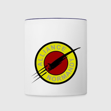 Alliance Normandy - Contrast Coffee Mug