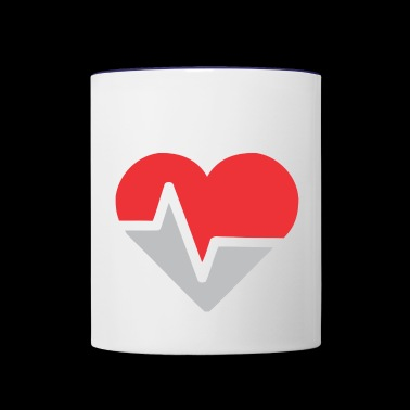 Laboratory of the Heart - Contrast Coffee Mug