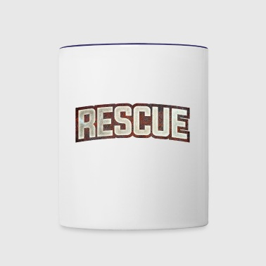 Rescue - Contrast Coffee Mug