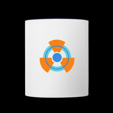 Wheel - Contrast Coffee Mug