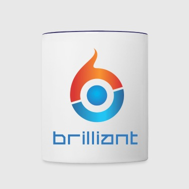 Brilliant - Contrast Coffee Mug