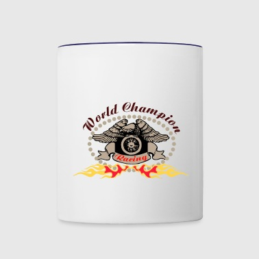 WORLD CHAMPION - Contrast Coffee Mug