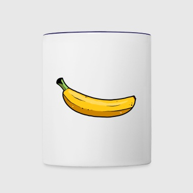 It's a Banana - Contrast Coffee Mug