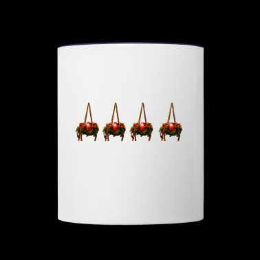 advent - Contrast Coffee Mug