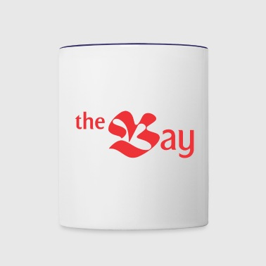 The Bay - Contrast Coffee Mug