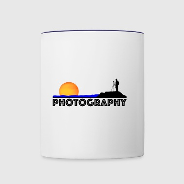 Photography - Contrast Coffee Mug