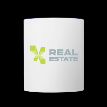 Real Estate - Contrast Coffee Mug