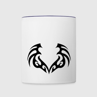 SHARP TATTOO - Contrast Coffee Mug