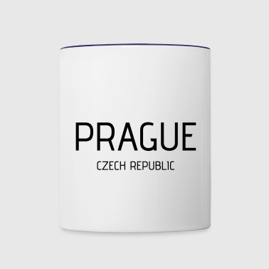prague - Contrast Coffee Mug