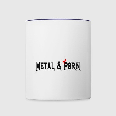 Metal_porn_1 - Contrast Coffee Mug