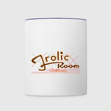 Frolic Room - Contrast Coffee Mug