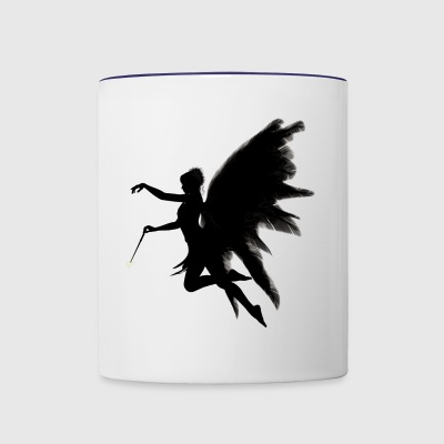 Angel - Contrast Coffee Mug