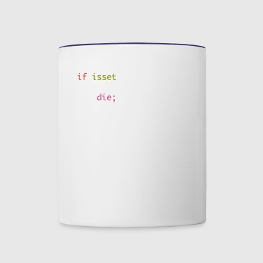 If Marriage - Contrast Coffee Mug