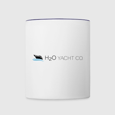 H2O Yacht Co. - Contrast Coffee Mug