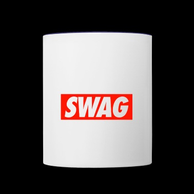 SWAG - Contrast Coffee Mug