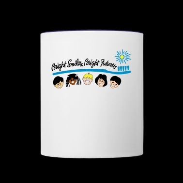 Bright Smiles Bright Futures - Contrast Coffee Mug