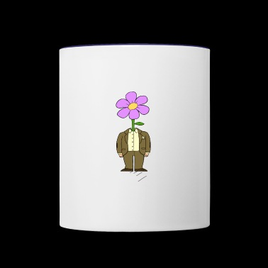 Bloom - Contrast Coffee Mug