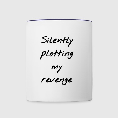 Silently - Contrast Coffee Mug