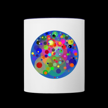 planet of the planets - Contrast Coffee Mug