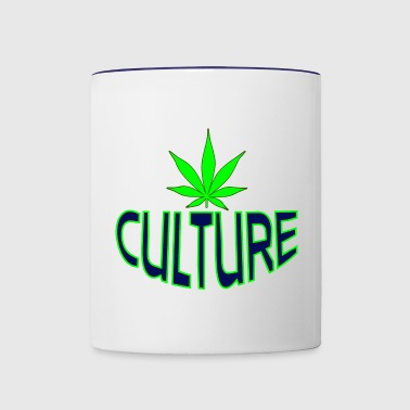 Culture - Contrast Coffee Mug