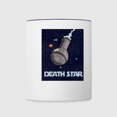 Death Star - Contrast Coffee Mug