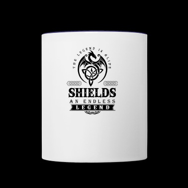 SHIELDS - Contrast Coffee Mug