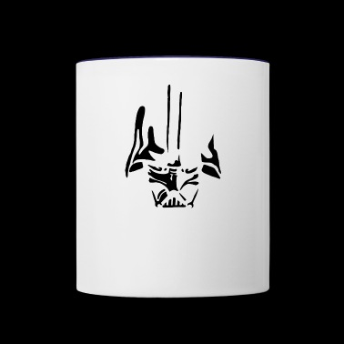 Darth Vader - Contrast Coffee Mug