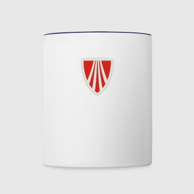 Trek - Contrast Coffee Mug