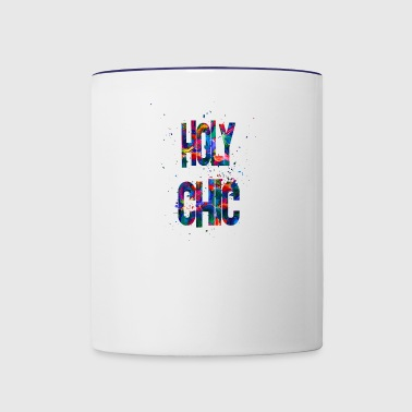 Holy Chic - Contrast Coffee Mug