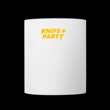 Knife Party Electro House - Contrast Coffee Mug