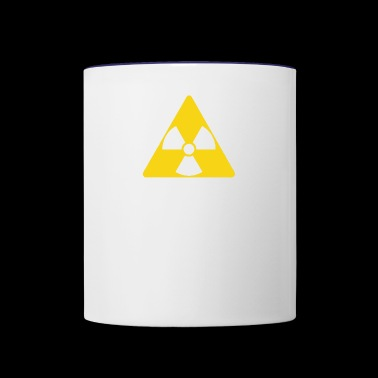 RADIOACTIVE - Contrast Coffee Mug