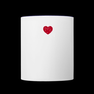 I Love Airsoft - Contrast Coffee Mug