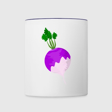 food - Contrast Coffee Mug