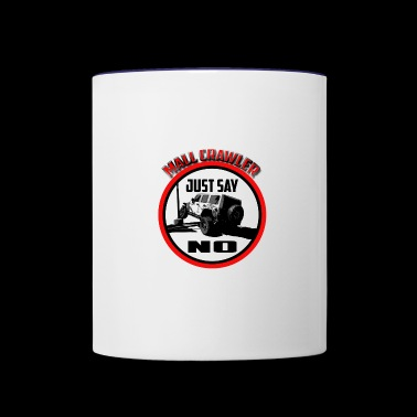 Mall Crawler - Contrast Coffee Mug