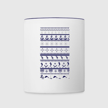 Sea - Contrast Coffee Mug