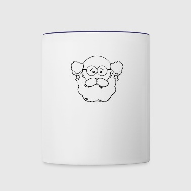 MODEL - Contrast Coffee Mug