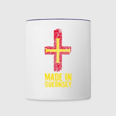 Made In Guernsey - Contrast Coffee Mug