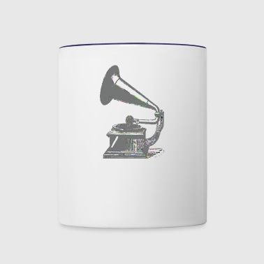 turntable - Contrast Coffee Mug