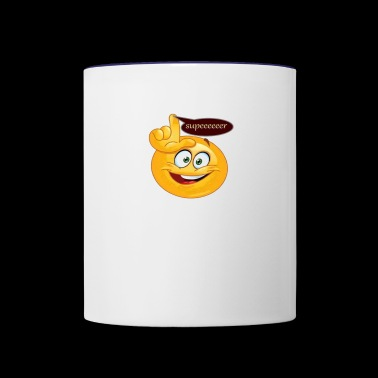 super - Contrast Coffee Mug